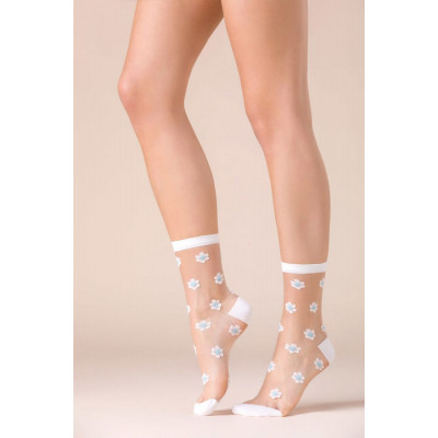Носочки Daisy с белыми ромашками