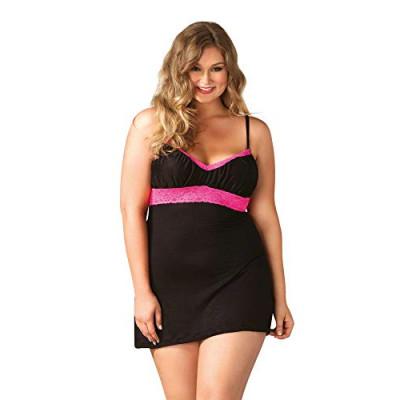 Сорочка с завышенной талией Plus size nightie empire waist