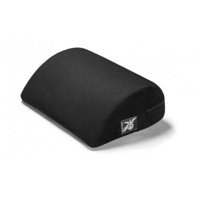 Черная малая подушка для любви Liberator Retail Jaz Motion